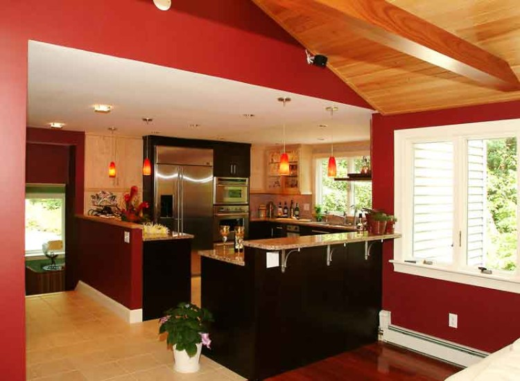 Choosing paint colors for your kitchen colorado paint pros for Choosing kitchen colors